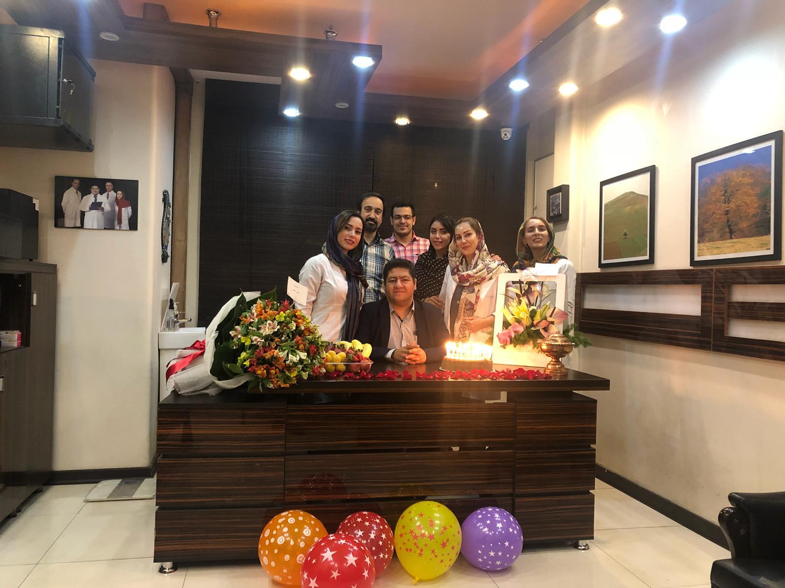 تولد دکتر گیو شریفی - اردیبهشت 98