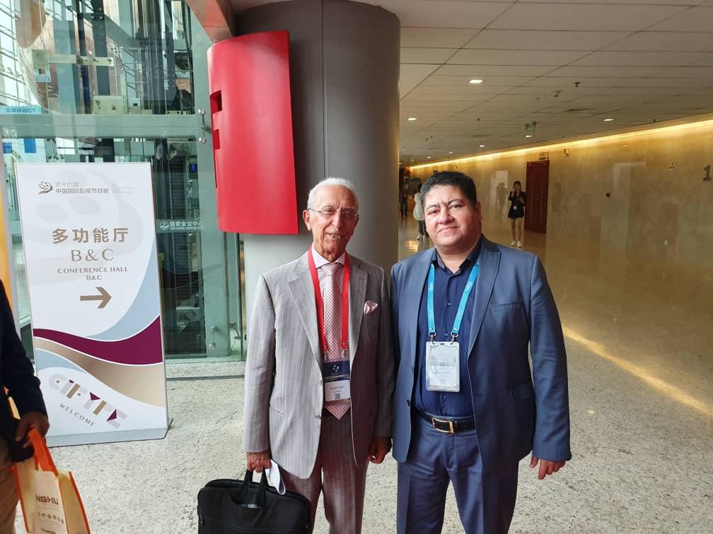 کنگره جهانی انجمن جراحان مغز و اعصاب ۲۰۱۹ در پکن