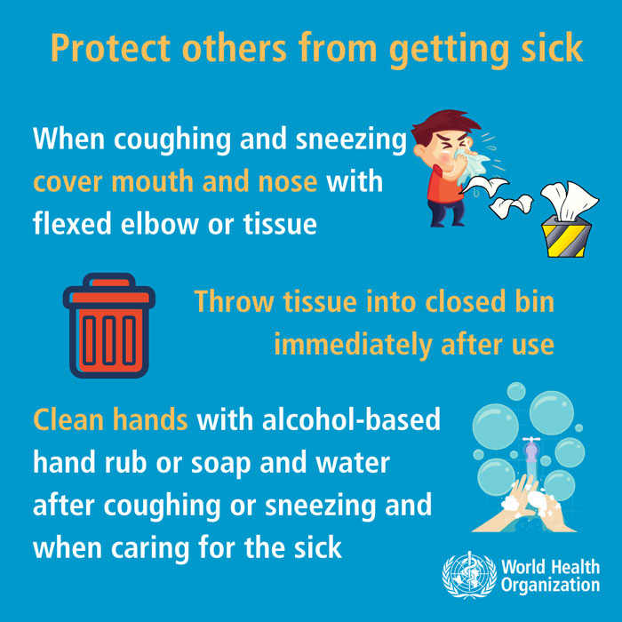 چگونه از خود در برابر ویروس کرونا محافظت کنیم؟