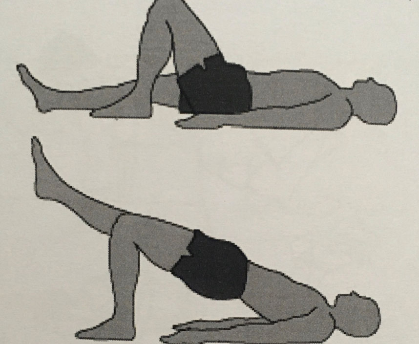 حرکات ورزشی بعد از جراحی دیسک کمر