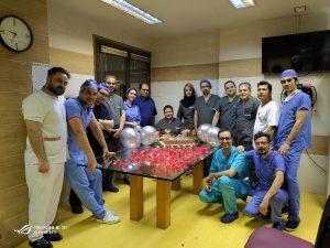 تولد دکتر گیو شریفی